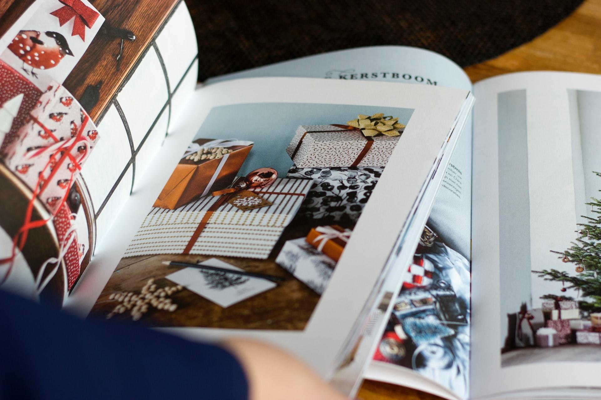 Preču katalogu druka un izveide