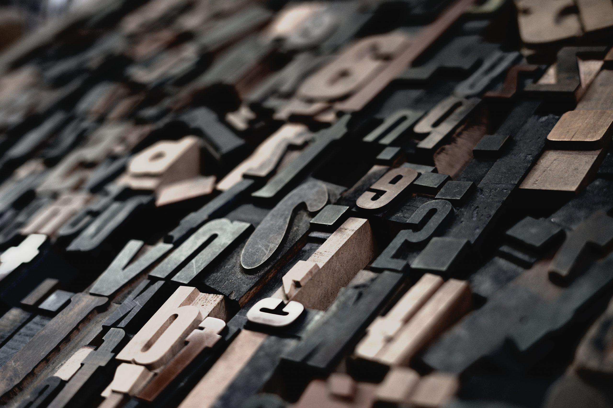 Tipogrāfijas pakalpojumi