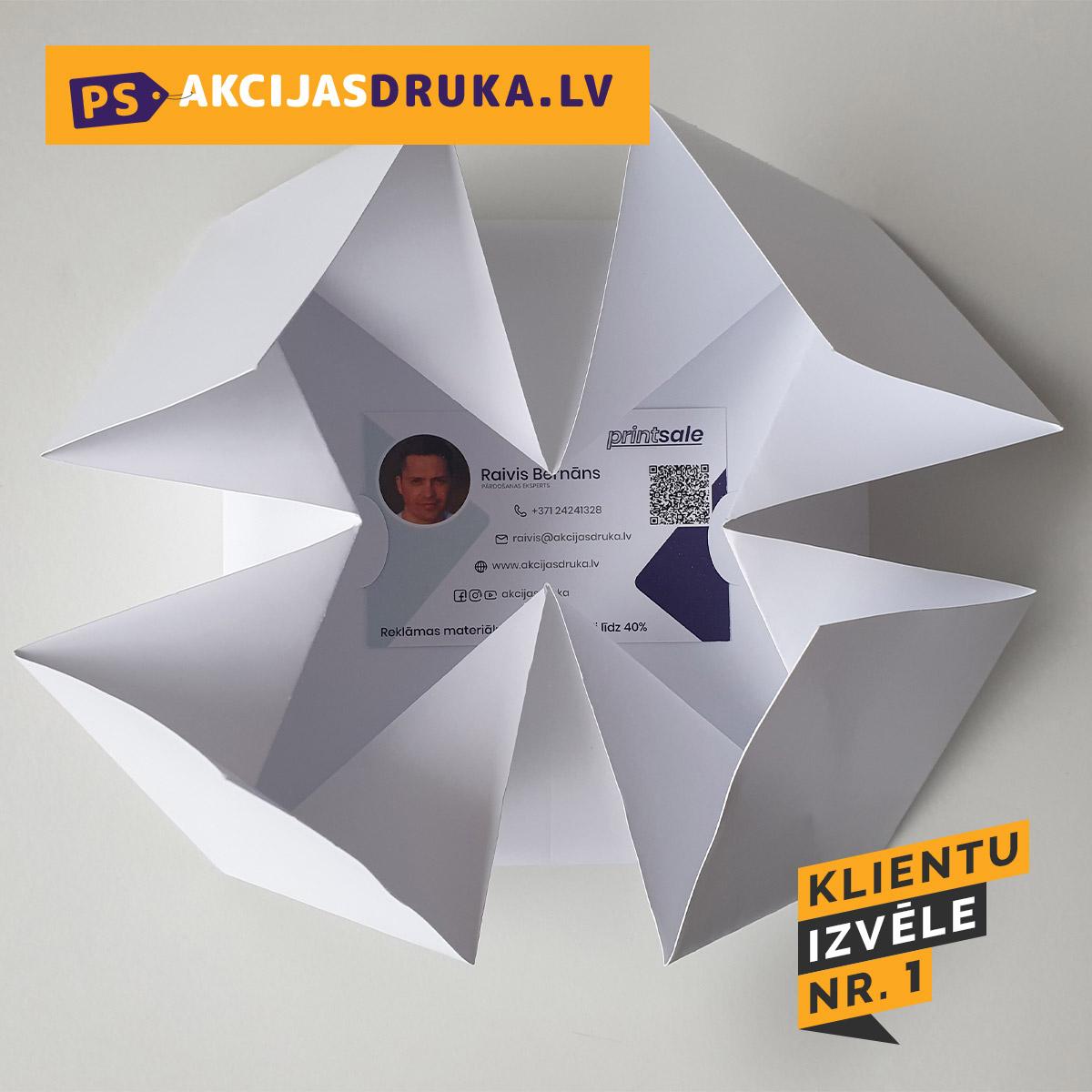 Kartona iepakojums un papīra iepakojums
