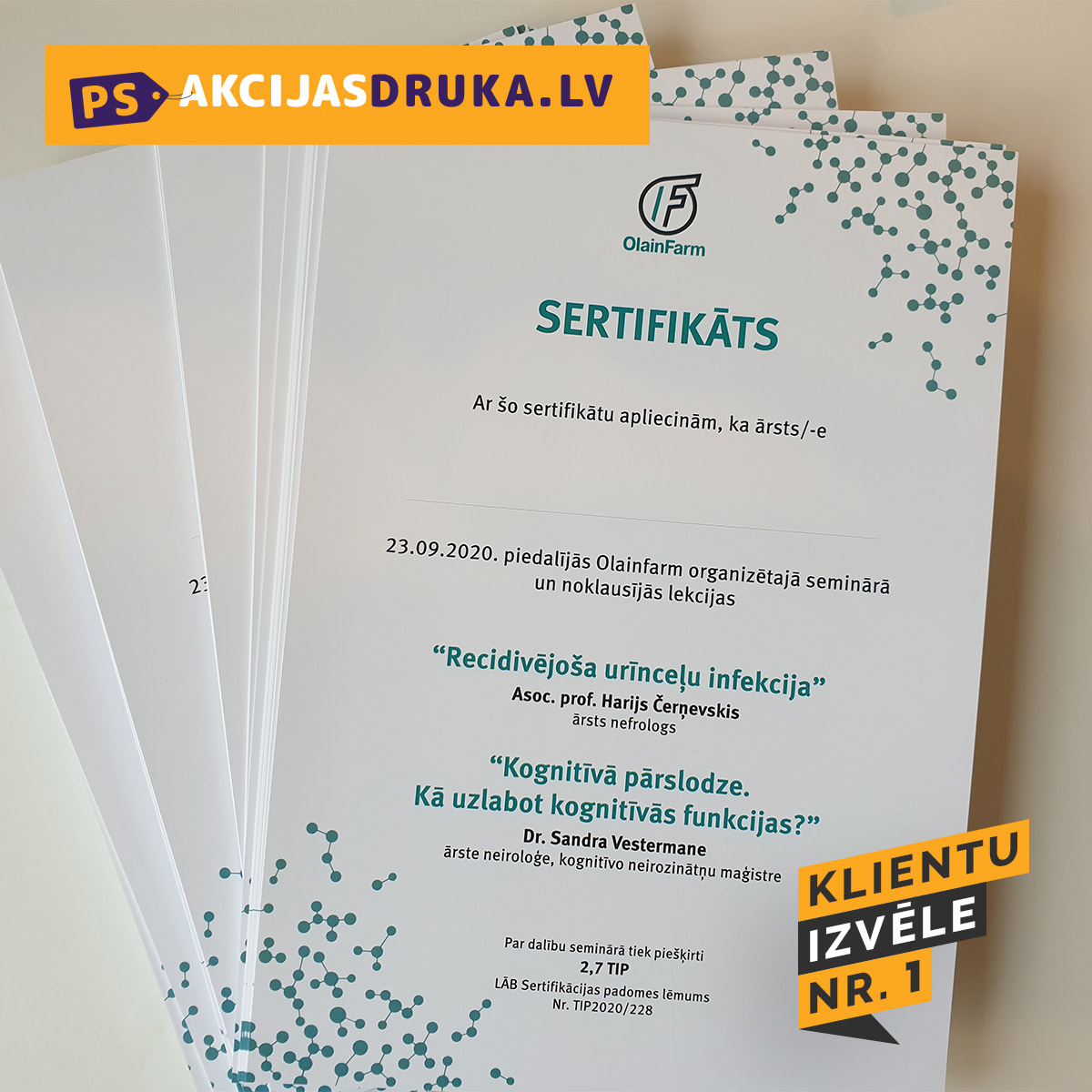 Diplomu druka un diplomu izgatavošana