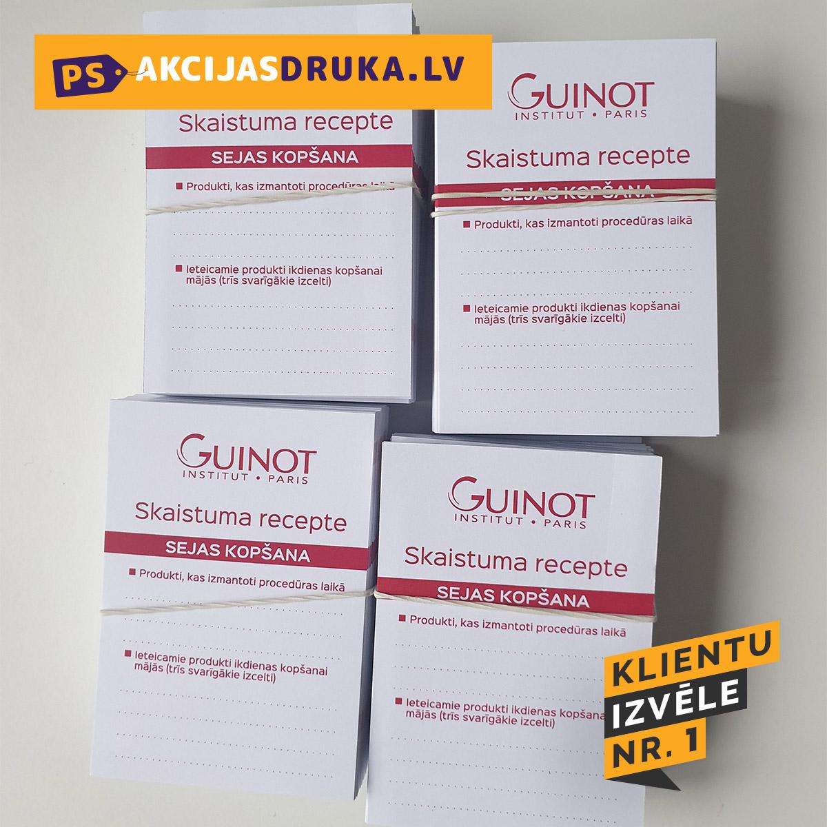 Instrukciju druka un kartiņu druka