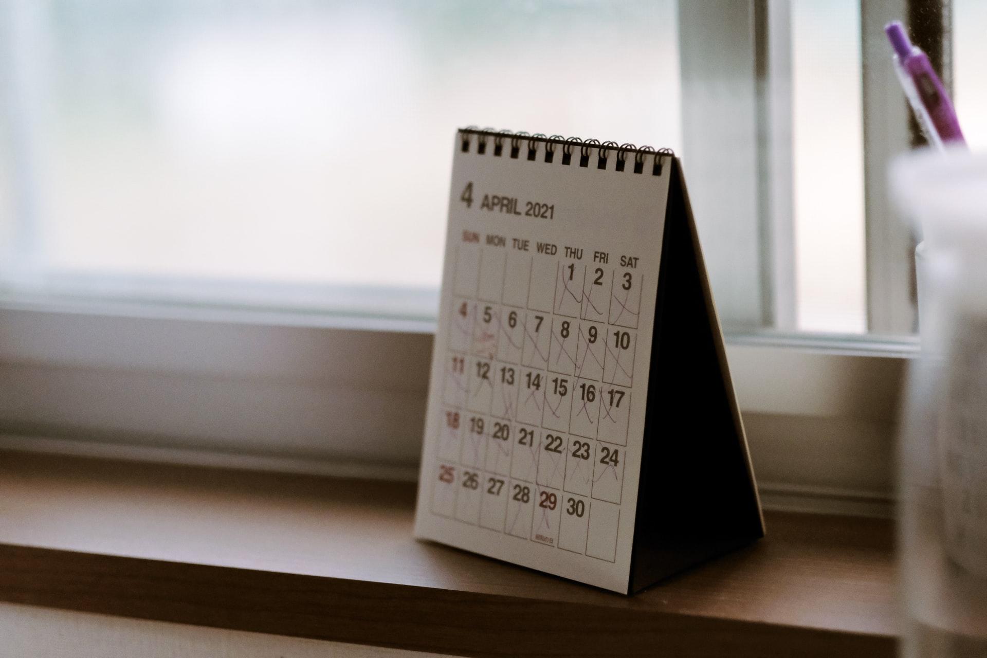 Galda kalendārs kā dāvana uzņēmumiem