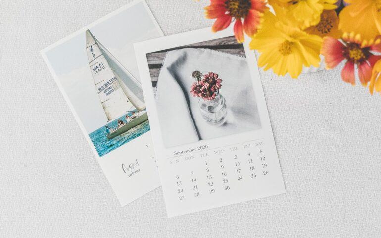 Sienas kalendārs kā personalizēt dāvana